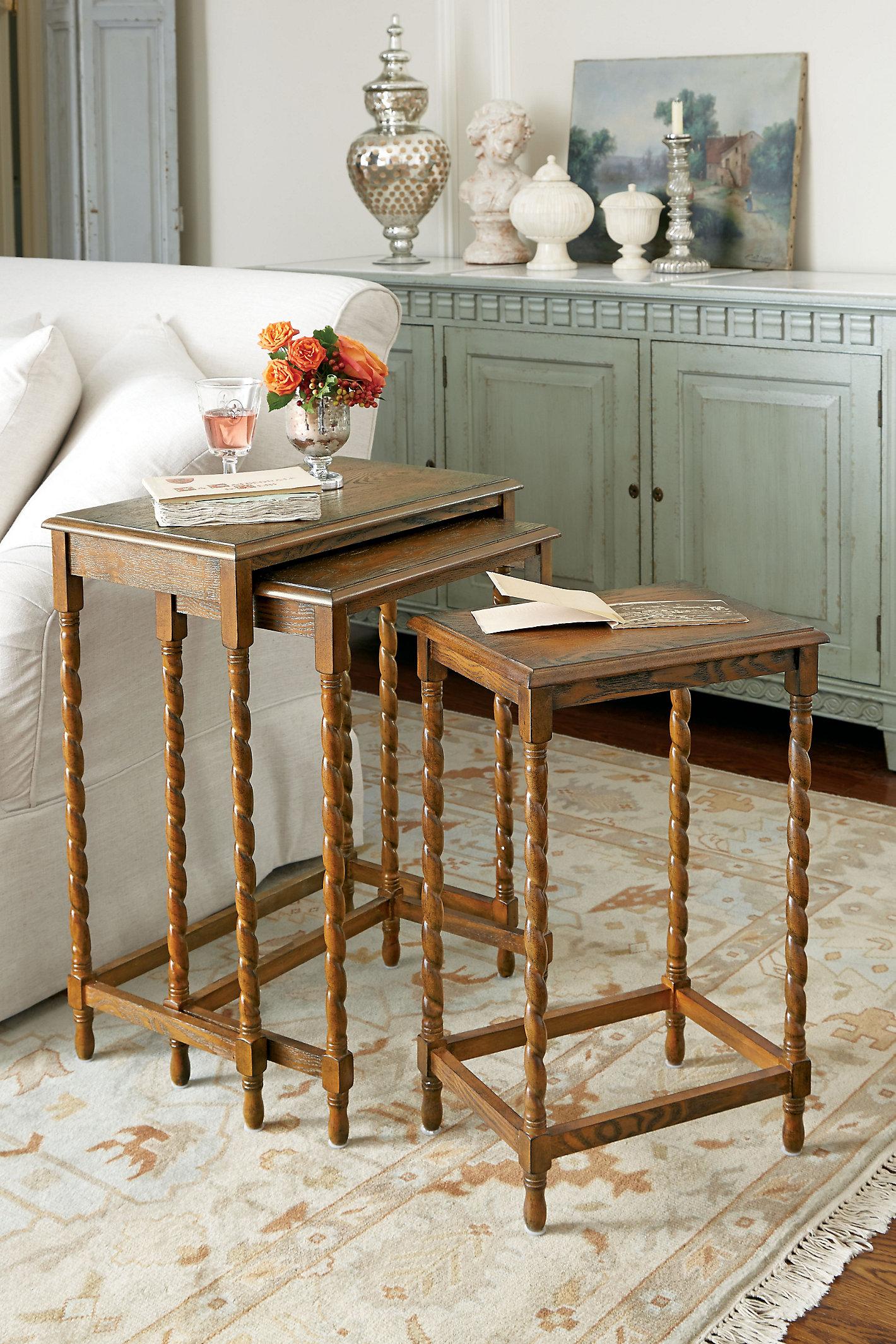 Riviera Nesting Tables