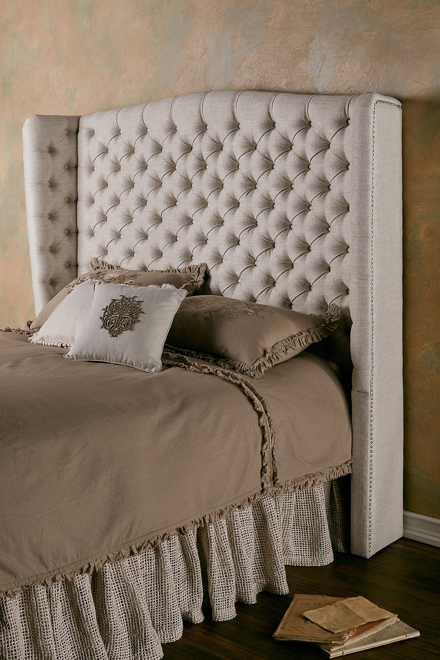 MONT BLANC HEADBOARD SWATCH