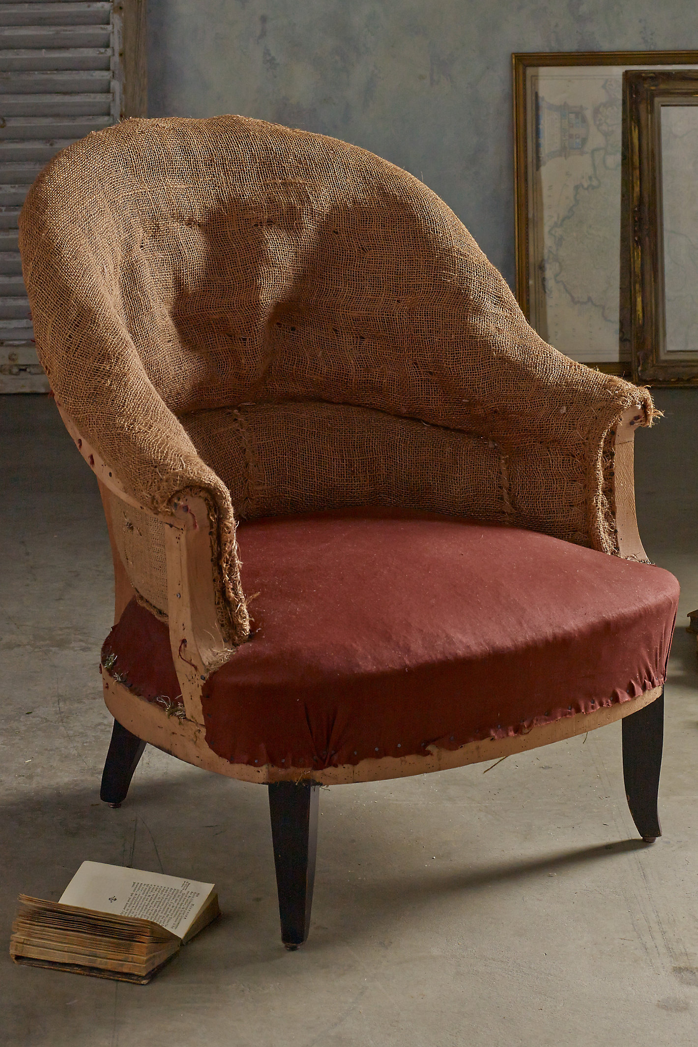 Chateau D'ancelle Chair