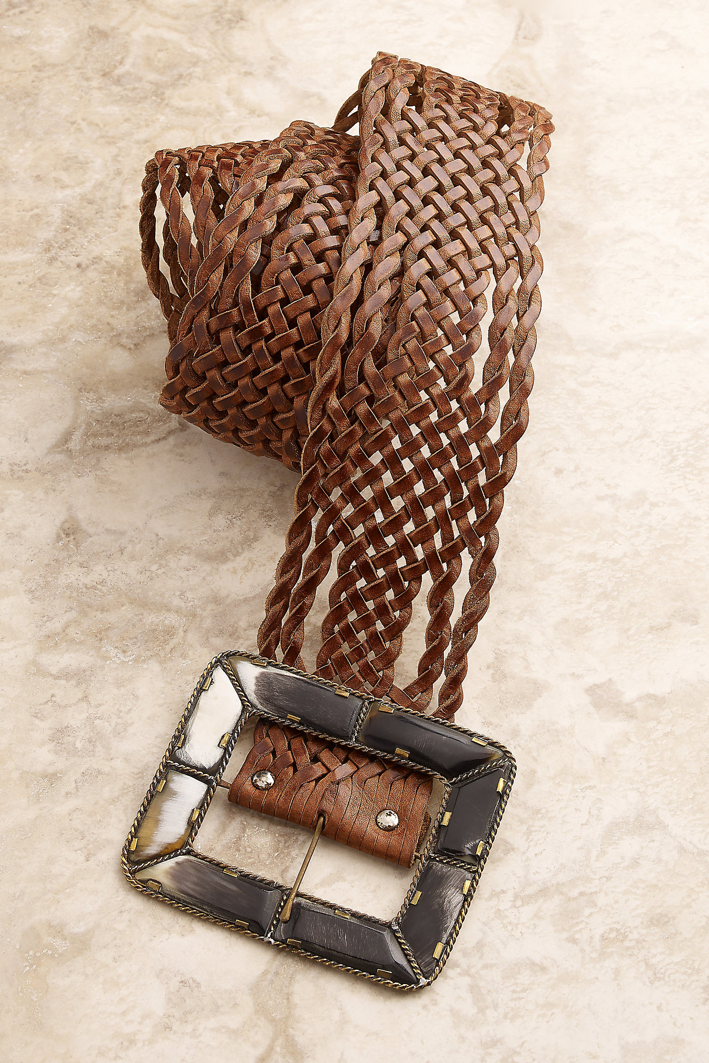 Tulum Leather Belt