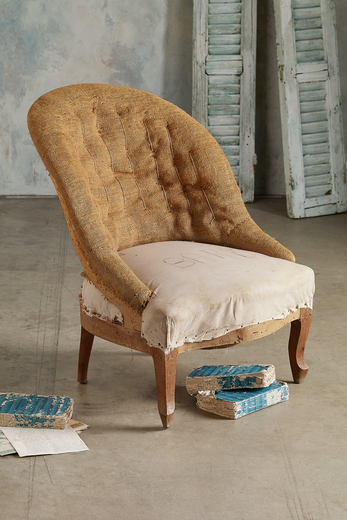 Lorient Tufted Armchair