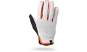 BODY GEOMETRY TRIDENT GLOVE LONG FINGER WOMEN LTGRY HTHR/CRL M