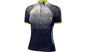 SL PRO JERSEY SHORT SLEEVES  WOMEN MATRIX/LIMN TEAM XS