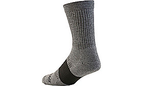 MOUNTAIN TALL SOCK LTGRY HTHR M
