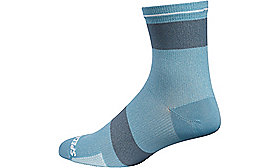ROAD MID SOCK DSTBLU L