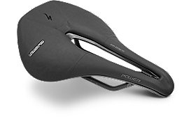 POWER PRO ELASTON SADDLE BLK 155