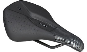 POWER W/MIMIC EXPERT SADDLE WMN BLK 143