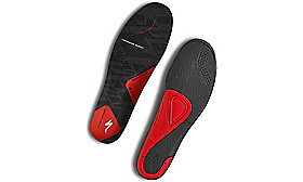 BG SL FOOTBED + RED