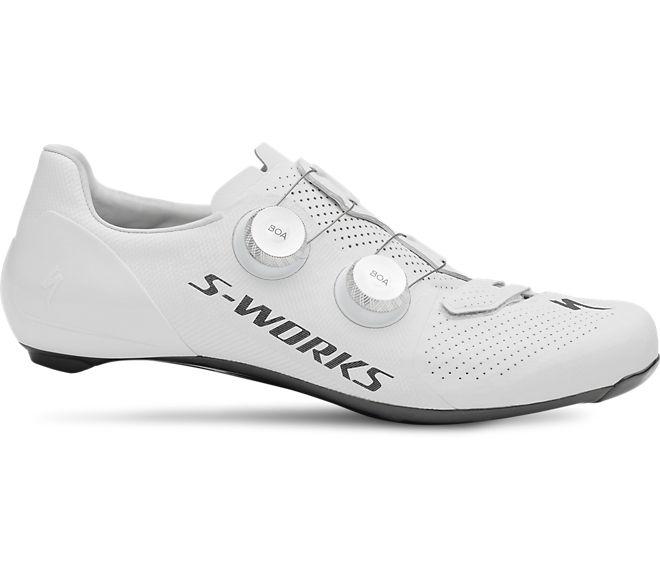 S-Works 7 White