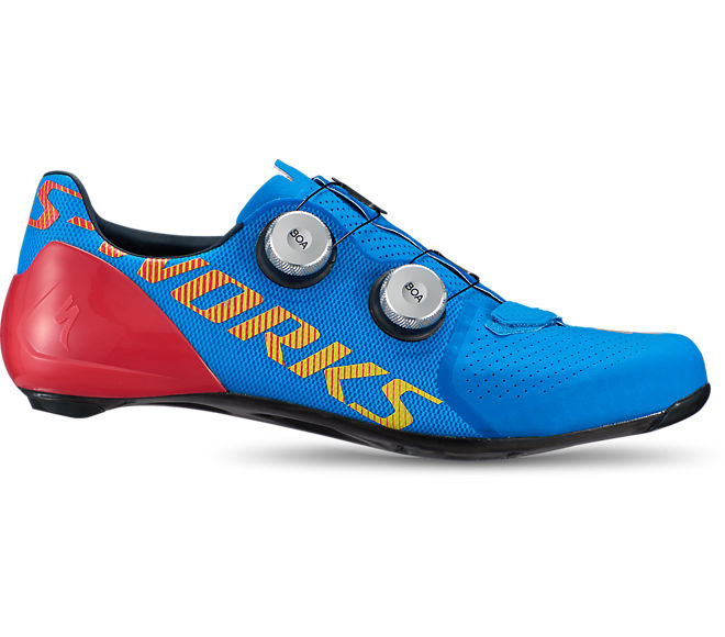 S-Works 7 Road Shoes Basics