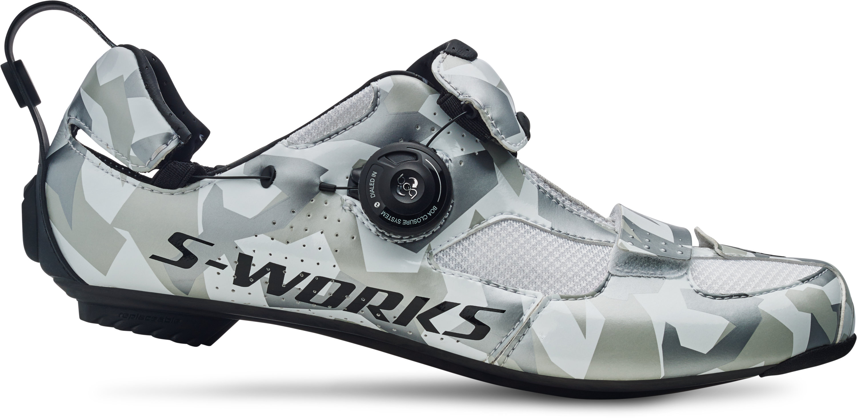 S-Works Trivent Triathlon Shoes | Specialized.com