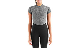 SEAMLESS BASELAYER SS WOMENS