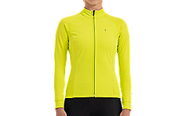 THERMINAL WIND JERSEY LS WMN HYP S