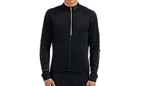 THERMINAL JERSEY LS BLK S