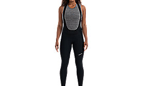 ELEMENT CYCLING BIB TIGHT WMN BLK XS