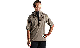 TRAIL-SERIES RAIN ANORAK SHORT SLEEVES