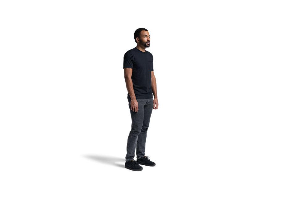 モデル身長:180cm、着用サイズ:M