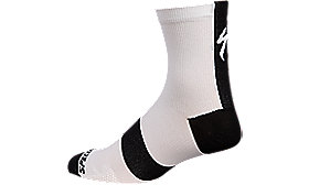 ROAD MID SOCK WHT M
