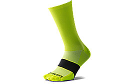 ROAD TALL SOCK NEON YEL S