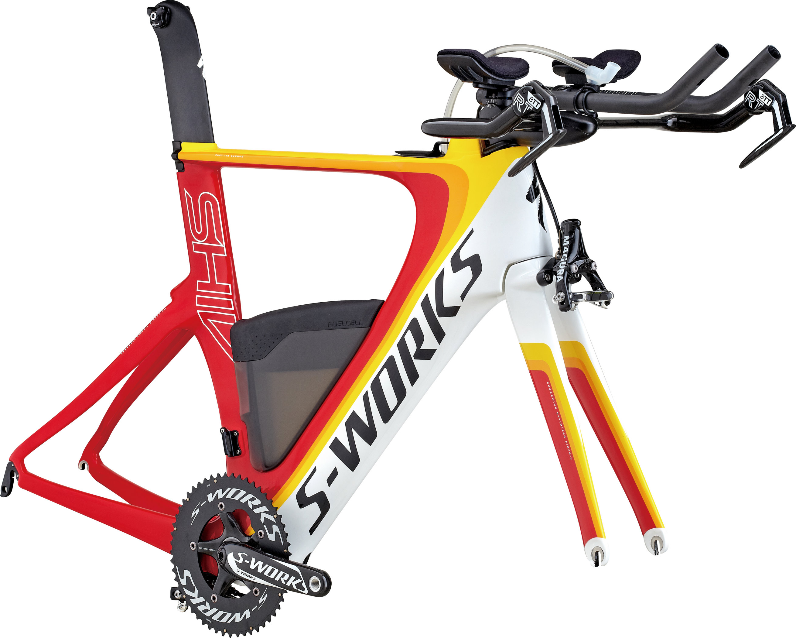 Specialized Shiv Fuelselage Hydration Clear XS//S