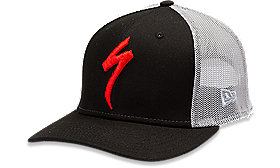 NEW ERA TRUCKER HAT S-LOGO