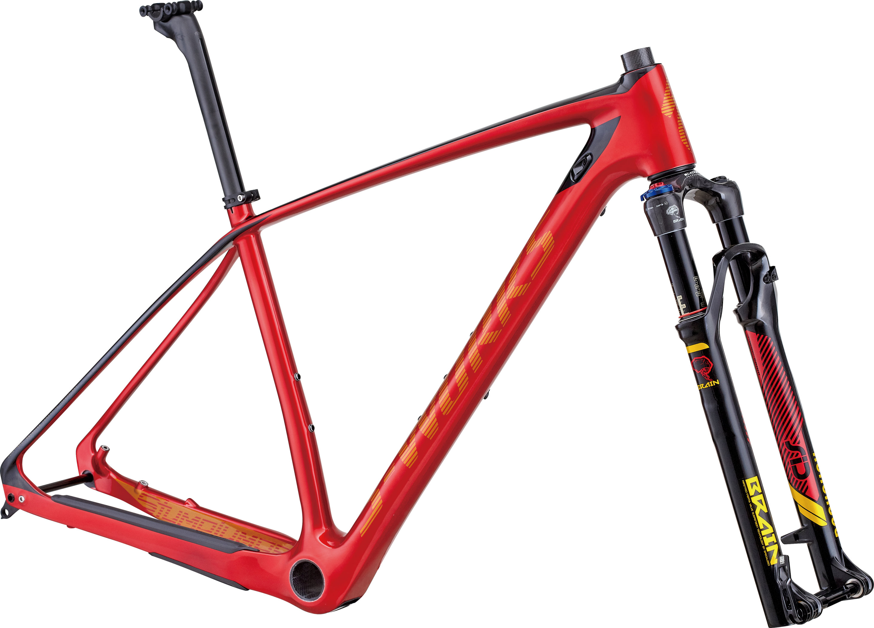 S-Works Stumpjumper HT Frameset | Specialized.com