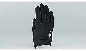 TRAIL GLOVE LONG FINGER YOUTH BLK M