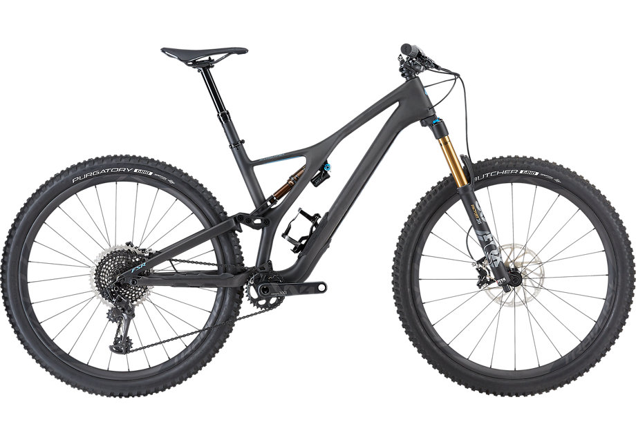 Specialized Men's S-Works Stumpjumper 29