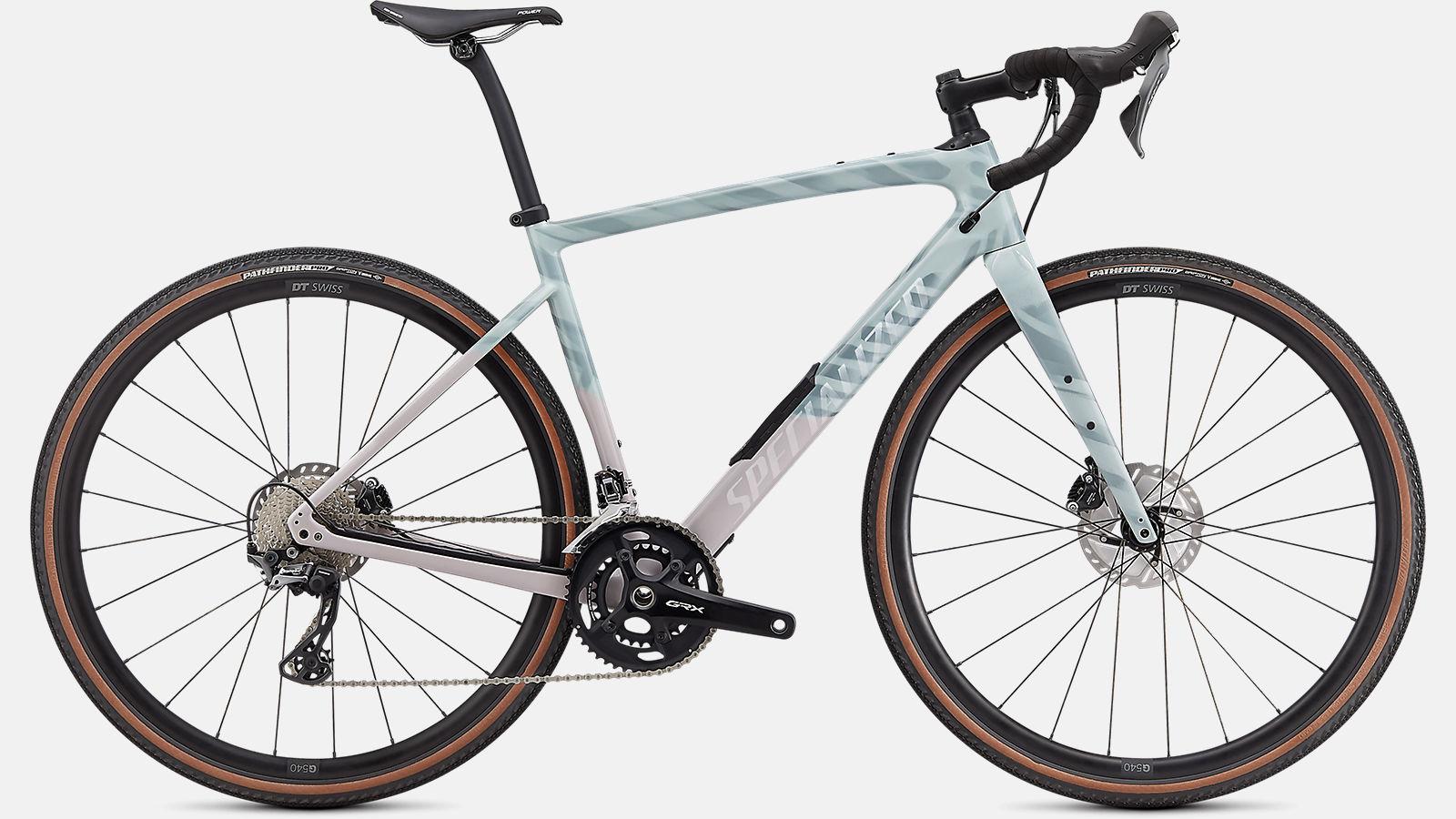 Diverge Comp Carbon Specialized women's gravel bike