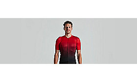 SL AIR JERSEY SHORT SLEEVES SAGAN DECON RED