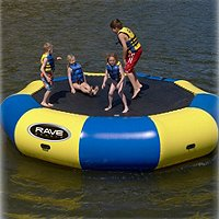 Water Bouncers and Water Trampolines