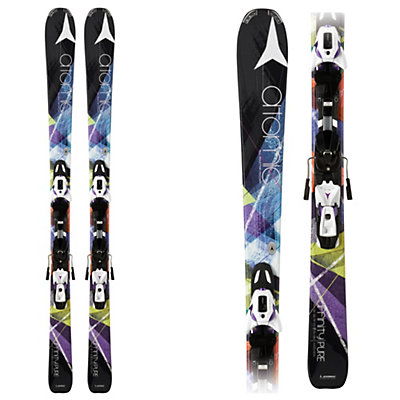 883924457928 2014 Atomic Affinity Pure Ski Review