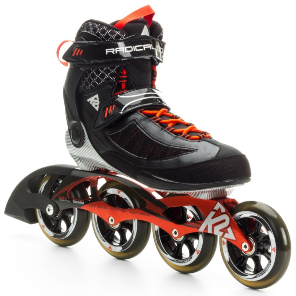 2015 K2 Radical 100 Mens and Womens Inline Skate