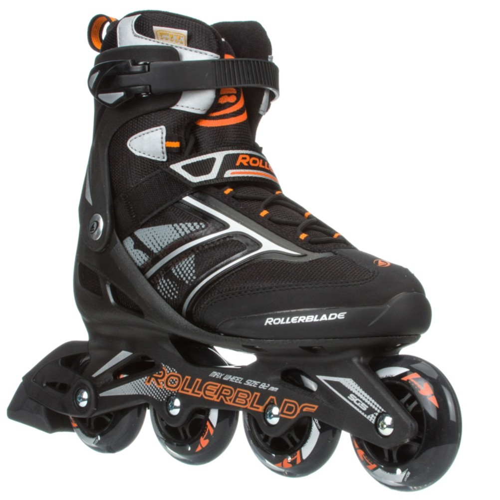 2015 Rollerblade Zetrablade Mens and Womens Inline Skate