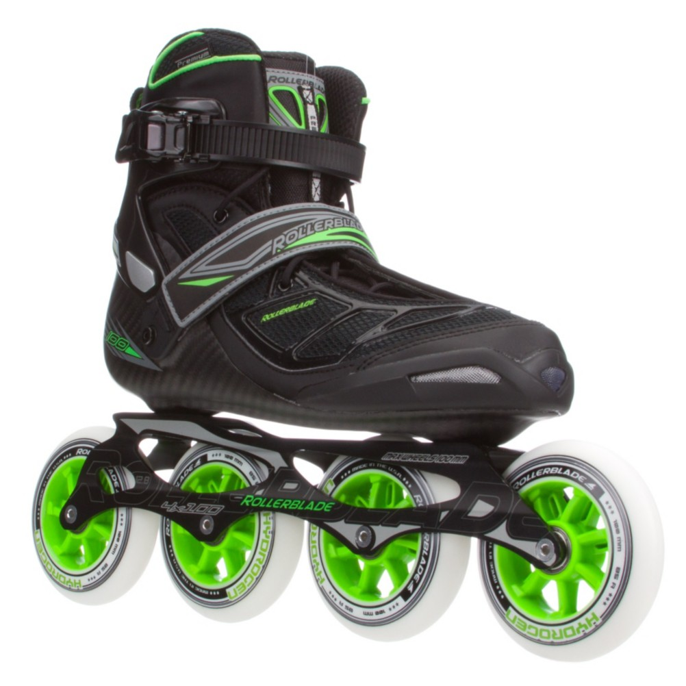 2015 Rollerblade Tempest 100C Mens and Womens Inline Skate