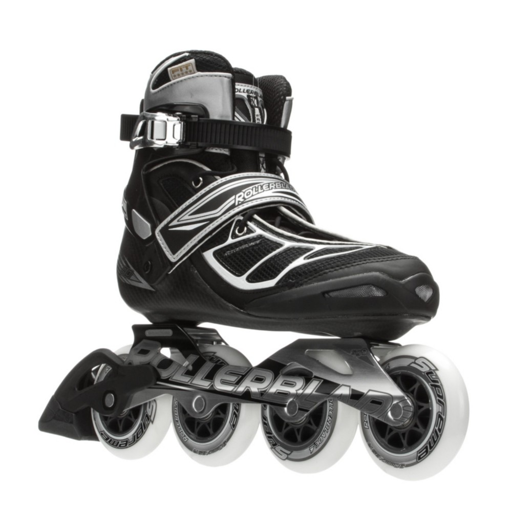 2015 Rollerblade Tempest 90C Mens and Womens Inline Skate