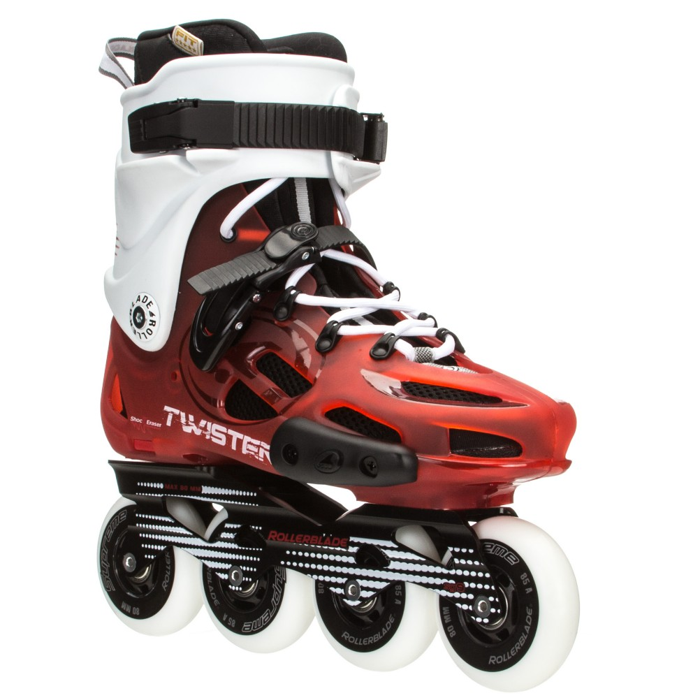 2015 Rollerblade Twister 80 Mens and Womens Urban Inline Skate