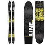 Line Tigersnake Skis 2016