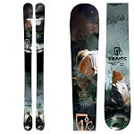 Icelantic Pilgrim Skis 2015