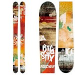 Fischer Big Stix 100 Skis 2014
