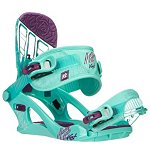 K2 Kat Girls Snowboard Bindings 2016