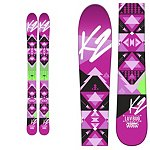K2 Luv Bug Girls Skis 2015