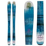Salomon Q-83 Myriad Womens Skis 2016
