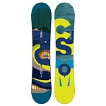 Burton Custom Smalls Boys Snowboard 2016