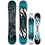 Jones Mountain Twin Wide Snowboard 2016