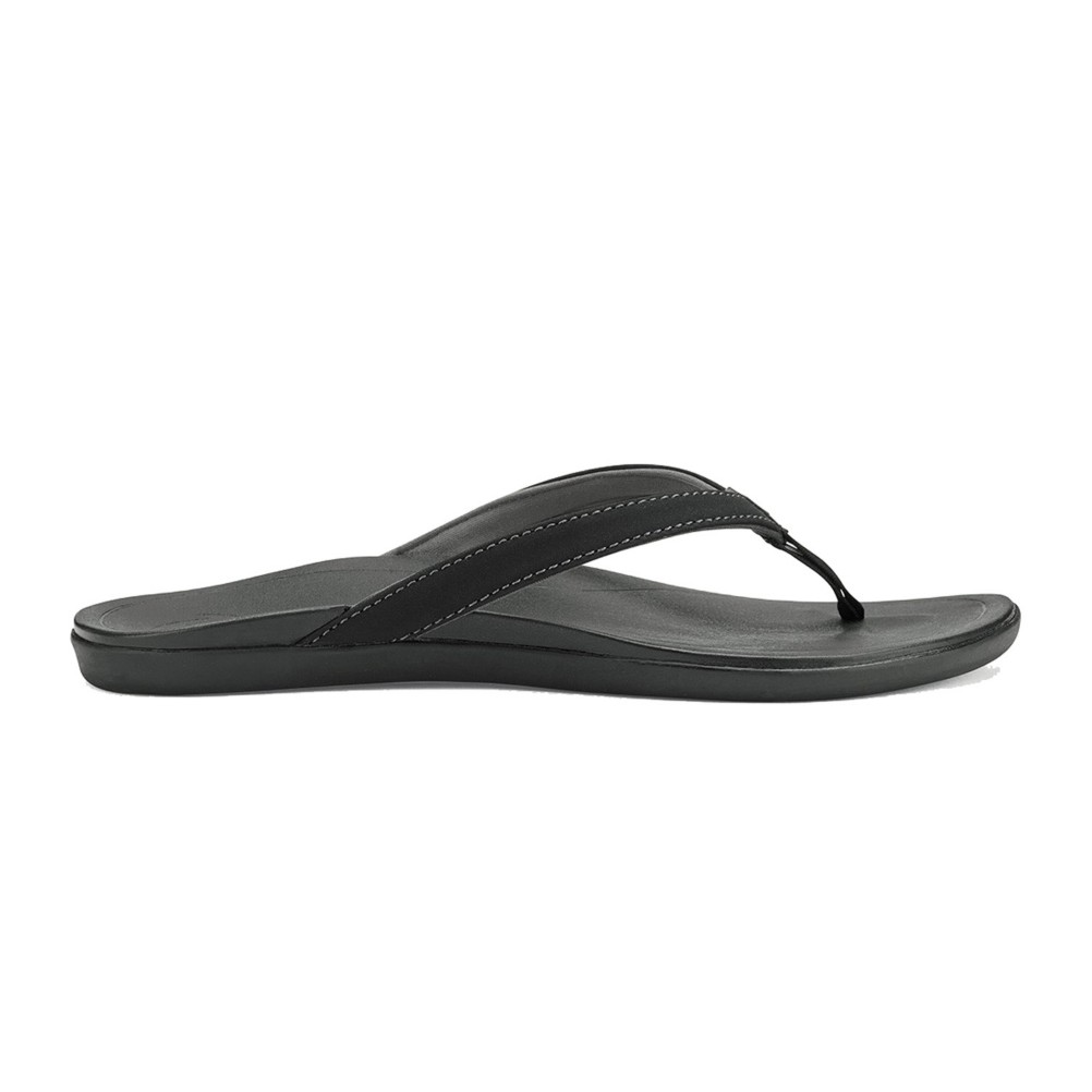 OluKai Hoopio Womens Flip Flops; Picture 2 of 6; Picture 3 of 6; Picture 4  of 6