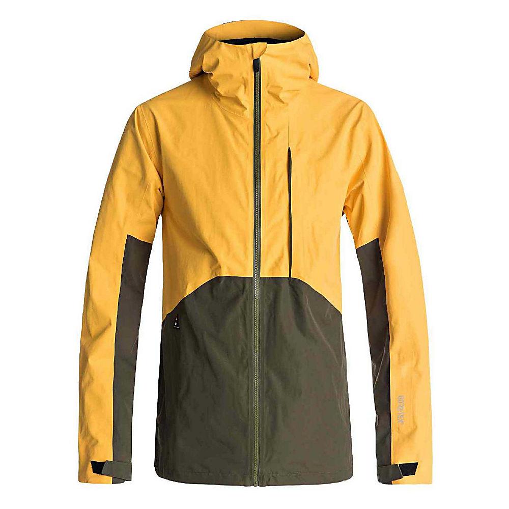 e2c784f2b4 Quiksilver Forever 2L GORE-TEX Mens Shell Snowboard Jacket