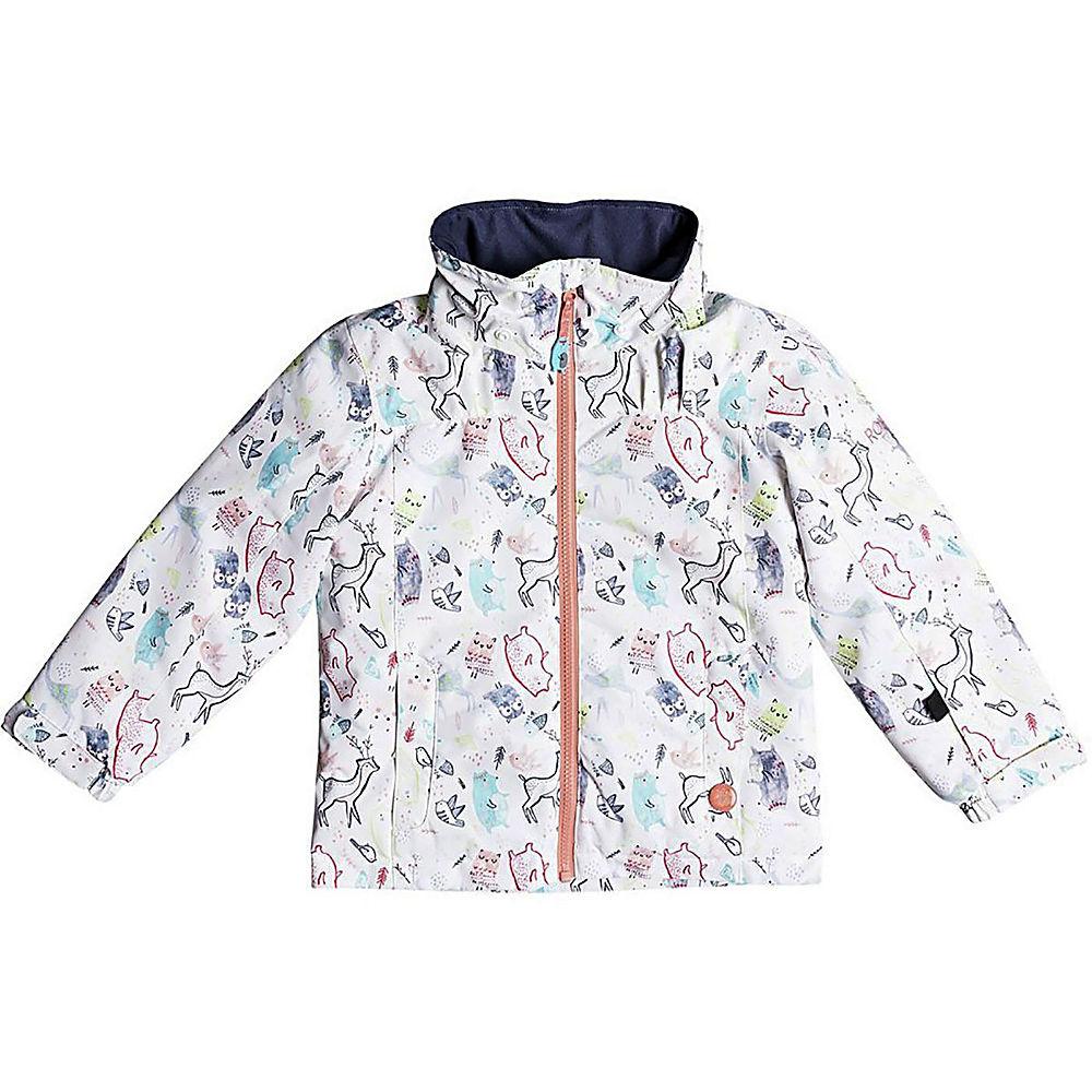 e7f6acc70 Roxy Mini Jetty Toddler Girls Ski Jacket