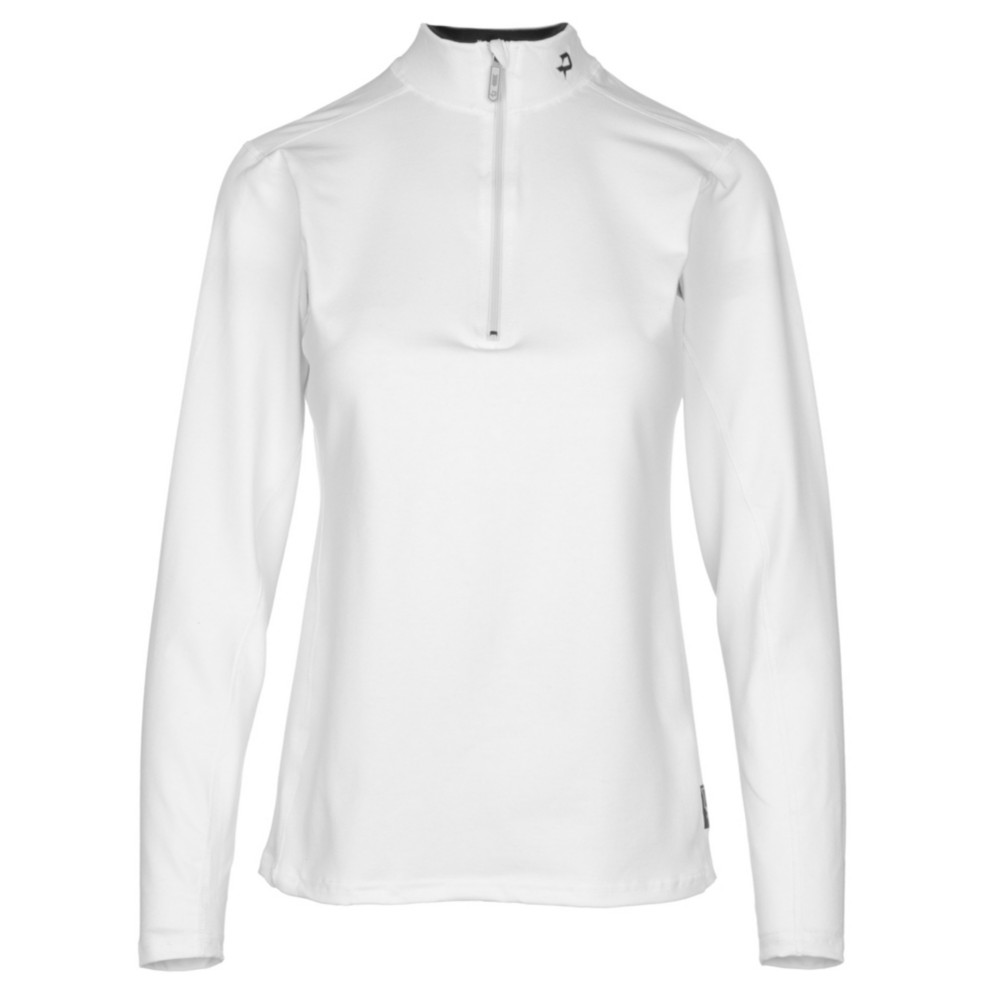 Polarmax Dry Performance Men/'s Long Sleeve Crew Shirt with Four-Way Stretch