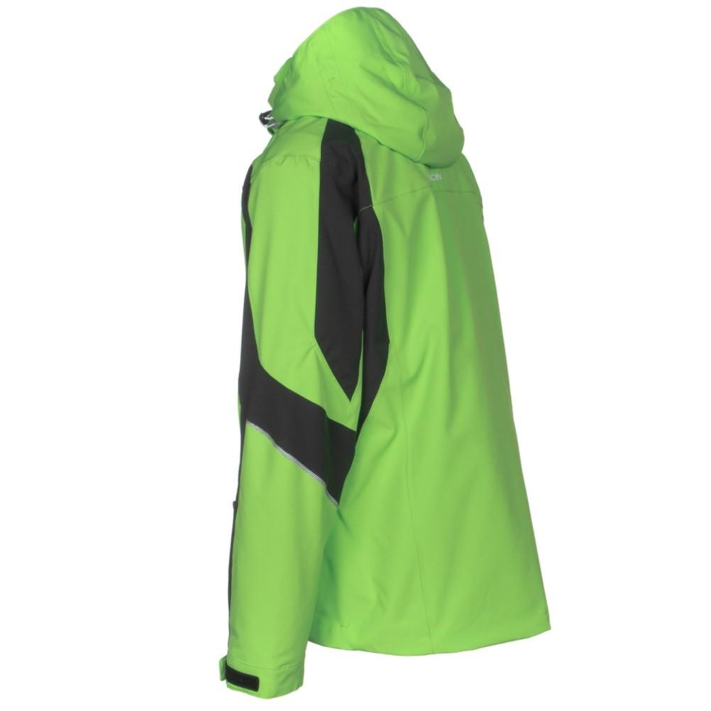 Karbon Neon Mens Insulated Ski Jacket Ebay